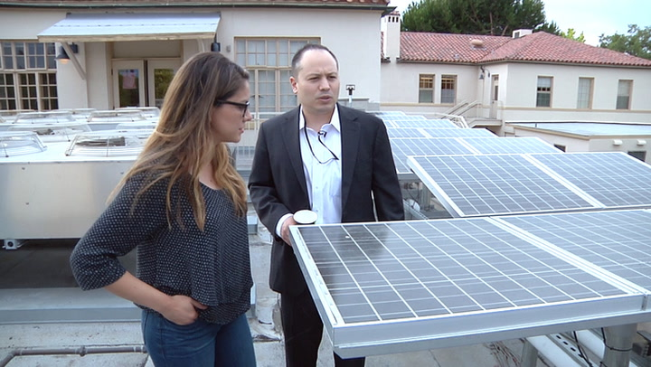 Rain could make your solar panels dirtier, not cleaner