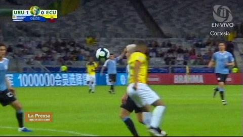 Uruguay 3-0 Ecuador (Copa América)
