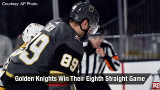 Golden Edge: Golden Knights Shut Out Predators