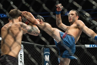 Brian Ortega willing to fight Max Holloway at UFC 226