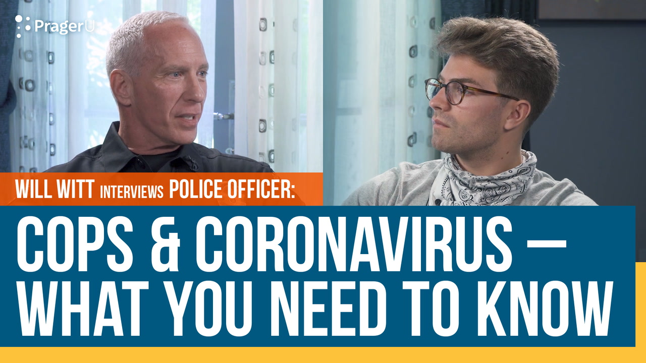 Cops & Coronavirus — What You Need to Know