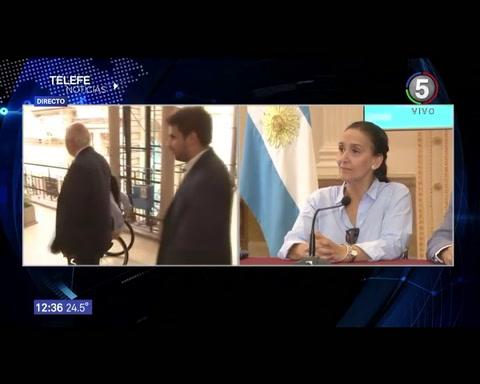Michetti estuvo en Rosario y señaló que se hizo un uso corrupto de las pensiones por discapacidad