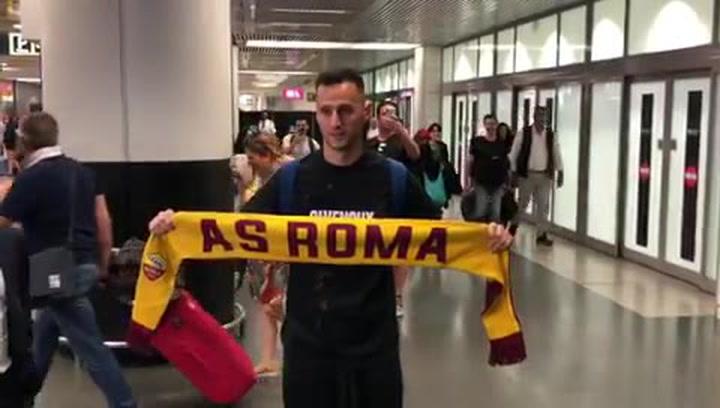 Kalinic ya está en Roma para firmar