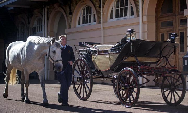 Así es el carruaje en el que el príncipe Harry y Meghan Markle recorrerán Windsor tras el \'sí, quiero\'