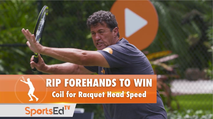 Forehand Overview Part 3-The Coil