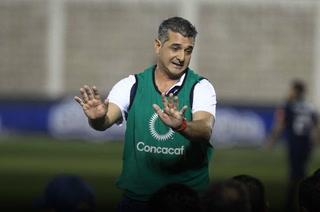 Diego Vázquez sobre sus jugadores en la Selección:
