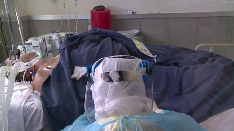 OPS alerta de hospitales
