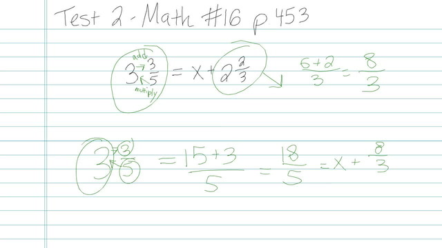 Test 3 - Math - Question 16