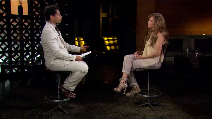"""Shows: On The Record:The """"Real"""" Jennifer - Jennifer Lopez On The Record Extra"""