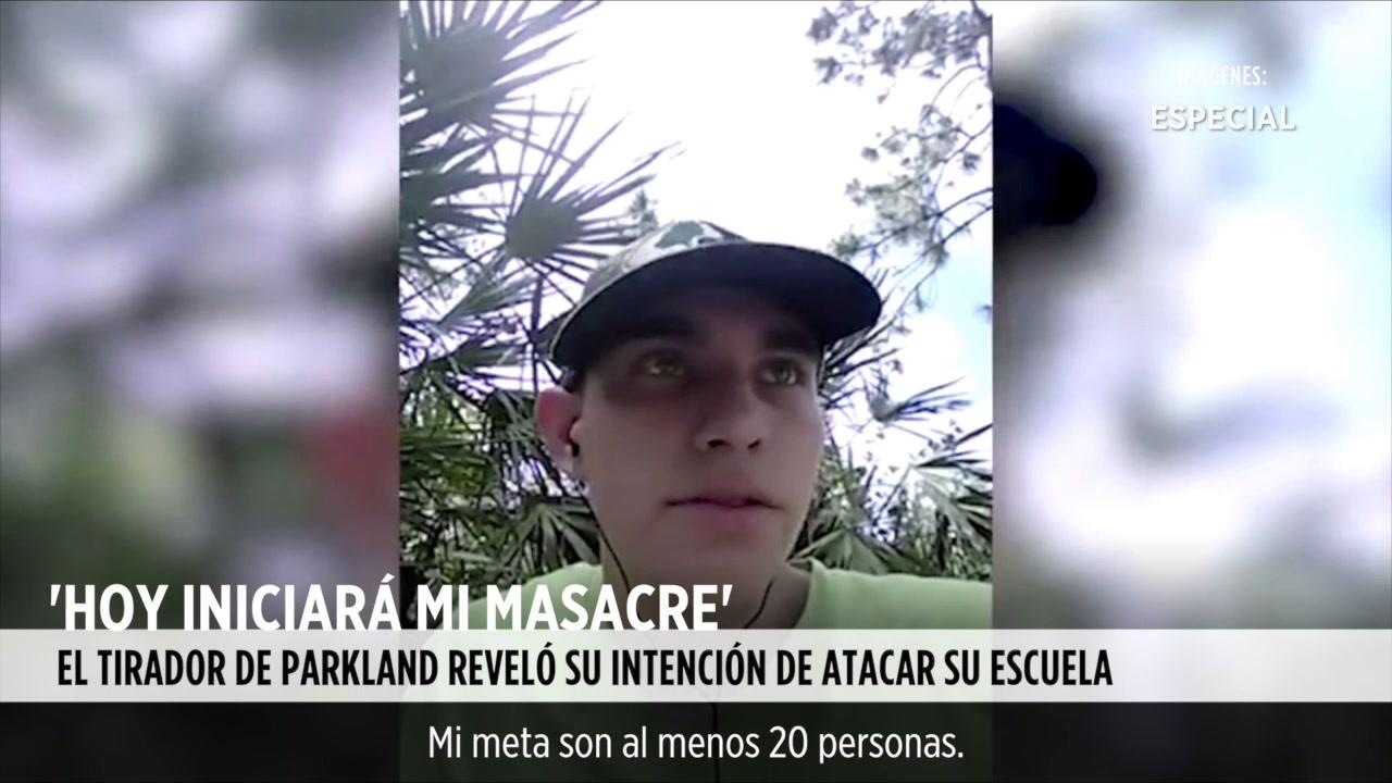 Video: Hoy iniciará mi masacre...