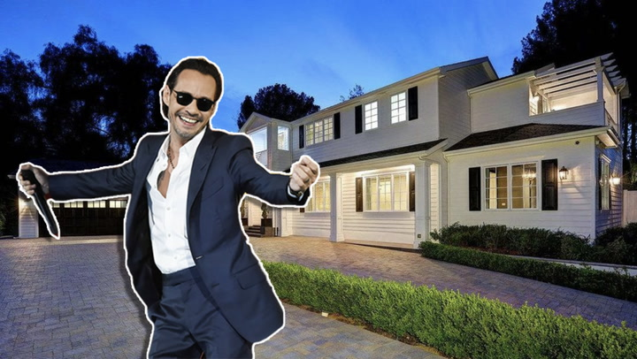 Marc Anthony Chops $1M Off Price of His SoCal Home