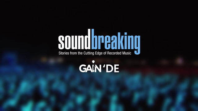 Soundbreaking GAİN'de