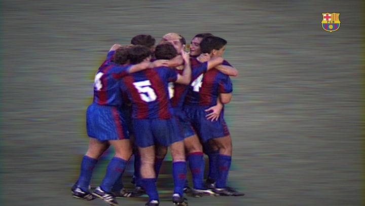 El Barça B cumple medio siglo