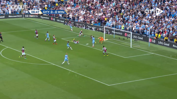 Raheem Sterling's best goals against West Ham United