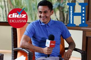 Andy Najar dice que falta madurez en la Selección de Honduras