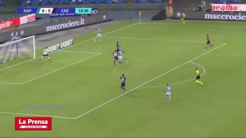 Napoli 2-0 Cagliari (Serie A)