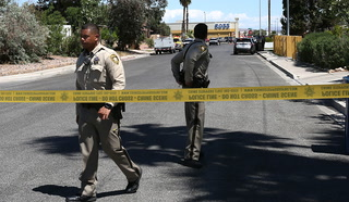 2 dead, 1 wounded after east valley neighborhood shooting