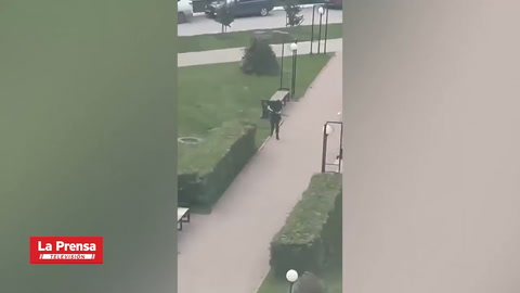 Un estudiante mata a seis personas en un tiroteo en una universidad de Rusia