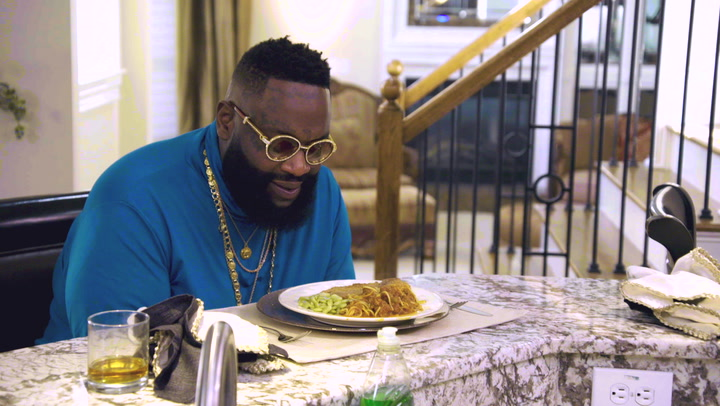 How to Make Rick Ross' Homemade Spaghetti and Catfish