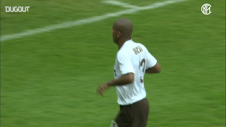 Maicon's incredible strike against Torino FC
