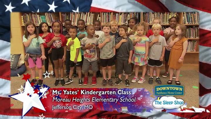 Moreau Heights - Ms. Yates - Kindergarten