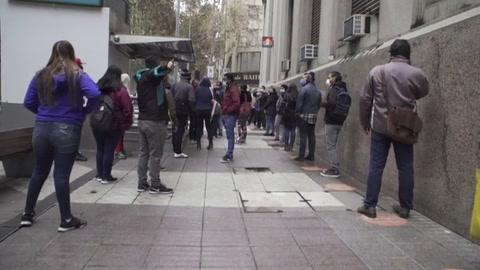 Chile alcanza nuevo récord de muertes diarias por coronavirus