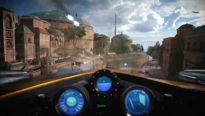 EA Revealed The Game And Its First Trailer See Above During Galaxywide Premiere Of Star Wars Battlefront II Panel At This Years