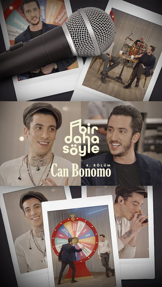 Bir Daha Söyle - Can Bonomo