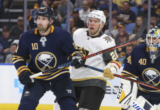 Knights center Paul Stastny discusses his return to the ice