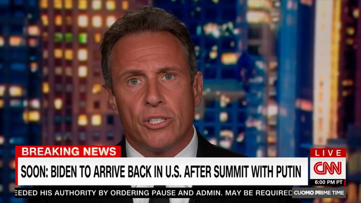 CNN's Cuomo: Pompeo 'Dummied Up' on COVID Origins, 'Now He Believes in Follow-Through'