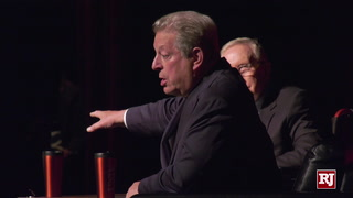 Al Gore Speaks At UNLV About Climate Change – Video
