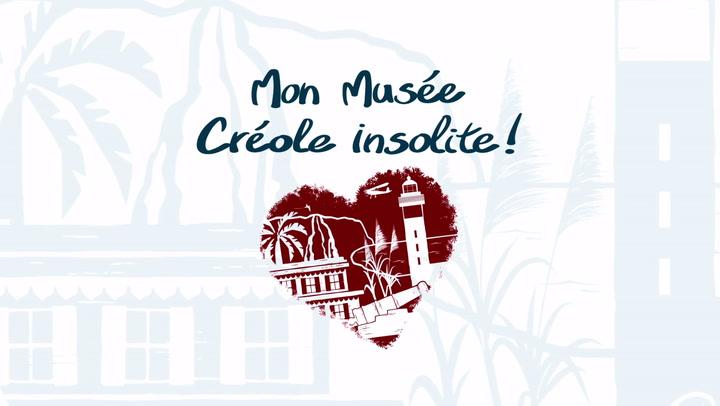 Replay Mon musee creole insolite - Samedi 18 Septembre 2021