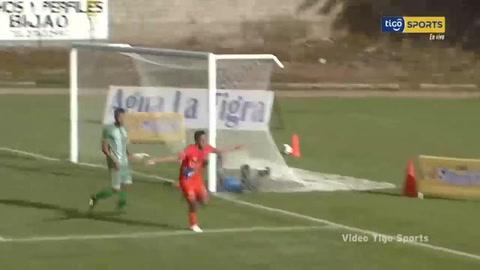 Gol de Juan Ramón Mejía a la UPN (Liga Salva Vida)