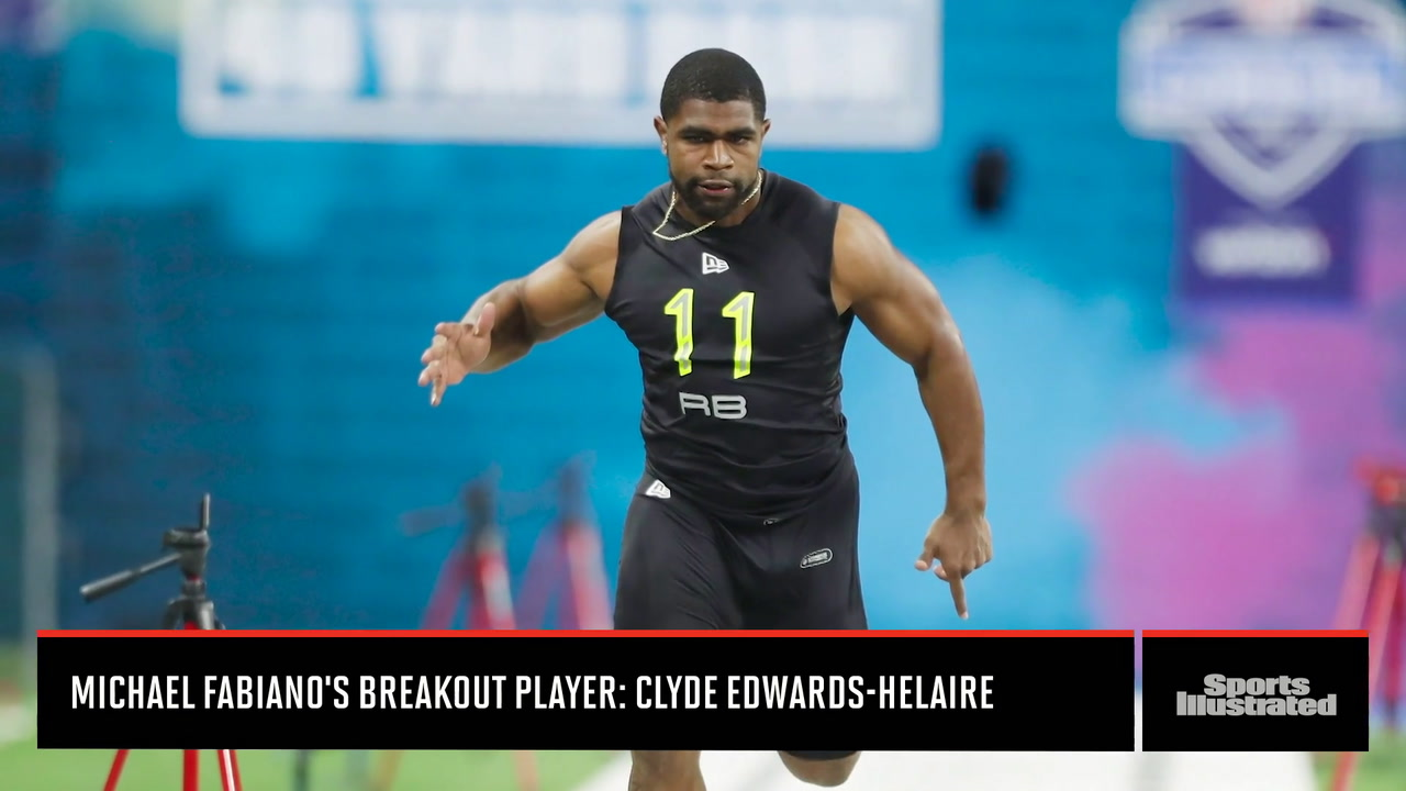 2020 Fantasy Football Breakout: RB Clyde Edwards-Helaire, KC