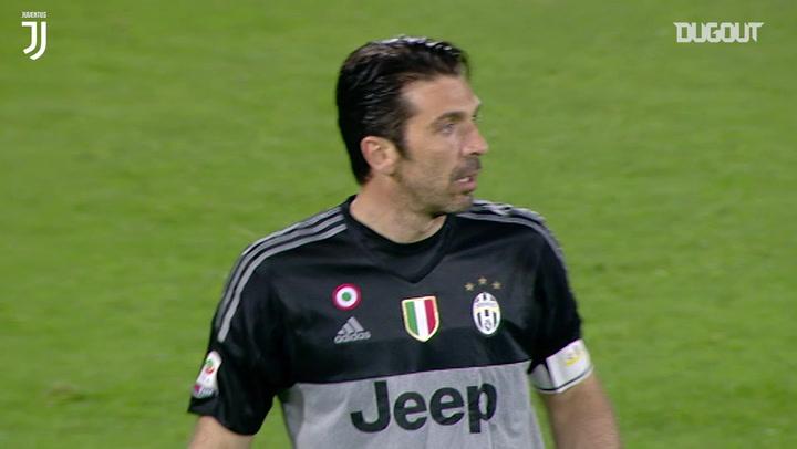 Best Saves: Gianluigi Buffon vs Fiorentina