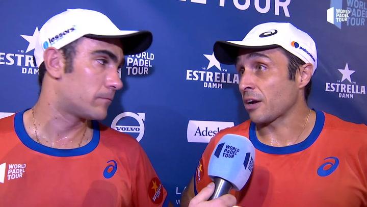 Resumen cuartos de final Bela-Lima Vs Barahona-Stupa del Logroño Open