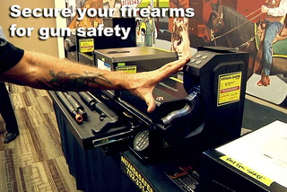 LVMPD's message: Secure your firearms