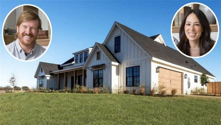 This Gorgeous New Farmhouse by Chip and Jo Gaines Is No 'Fixer Upper'