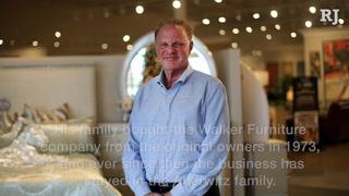Larry Alterwitz, CEO of Walker's Furniture