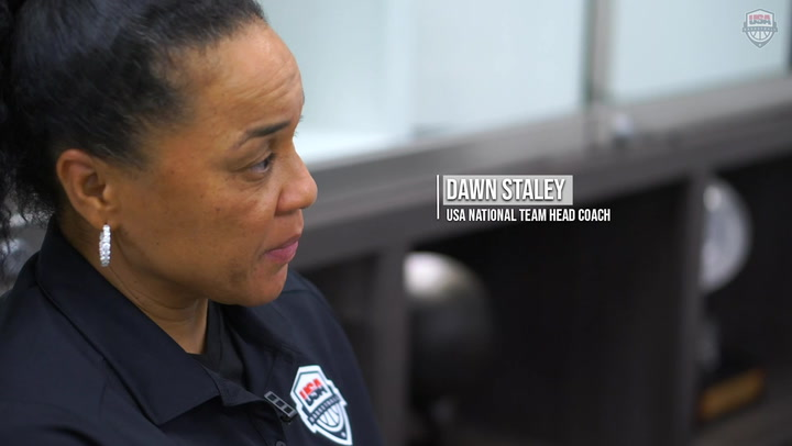 Dawn Staley Selected as USA Basketball National Coach Of The Year