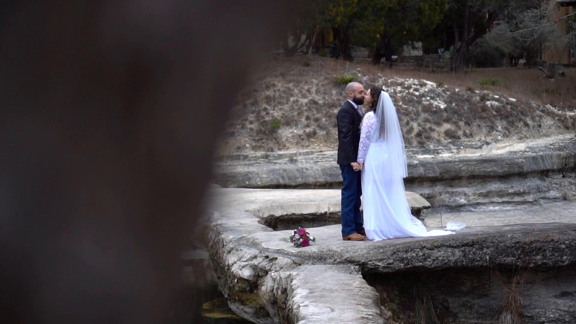 Karina + Jacob | Wimberley, Texas | A Barn