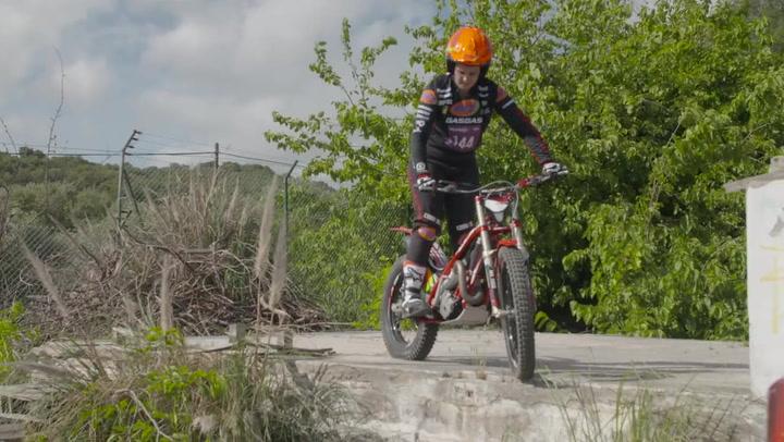Laia Sanz volverá a competir en el mundial de Trial ocho años después