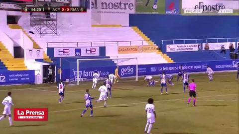 Alcoyano 2-1 Real Madrid (Copa del Rey)