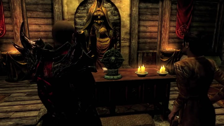 Love and Marriage in Skyrim