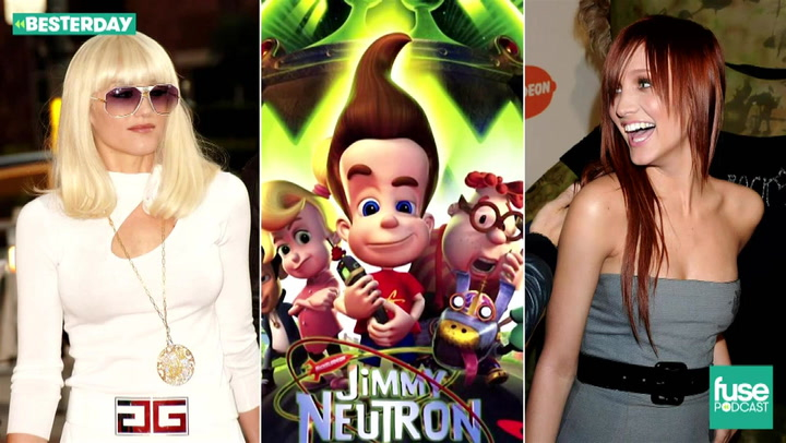 Gwen Stefani's The Sweet Escape, Ashlee's Simpson's Comeback and Jimmy Neutron's Brilliance: Besterday Podcast