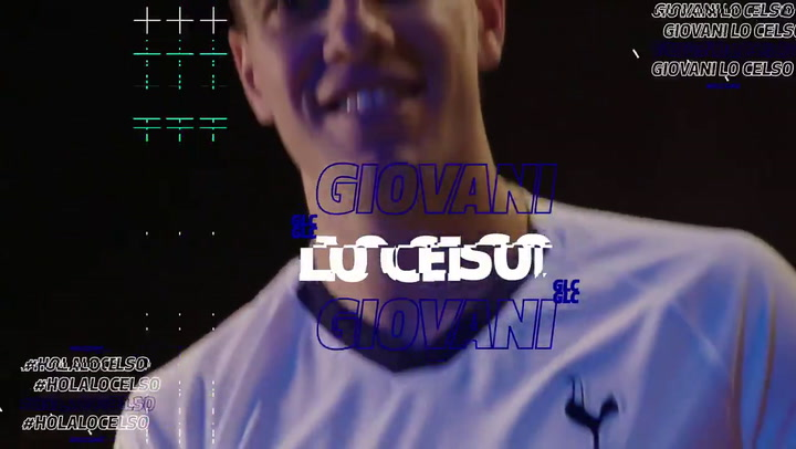 Lo Celso, nuevo jugador de Tottenham
