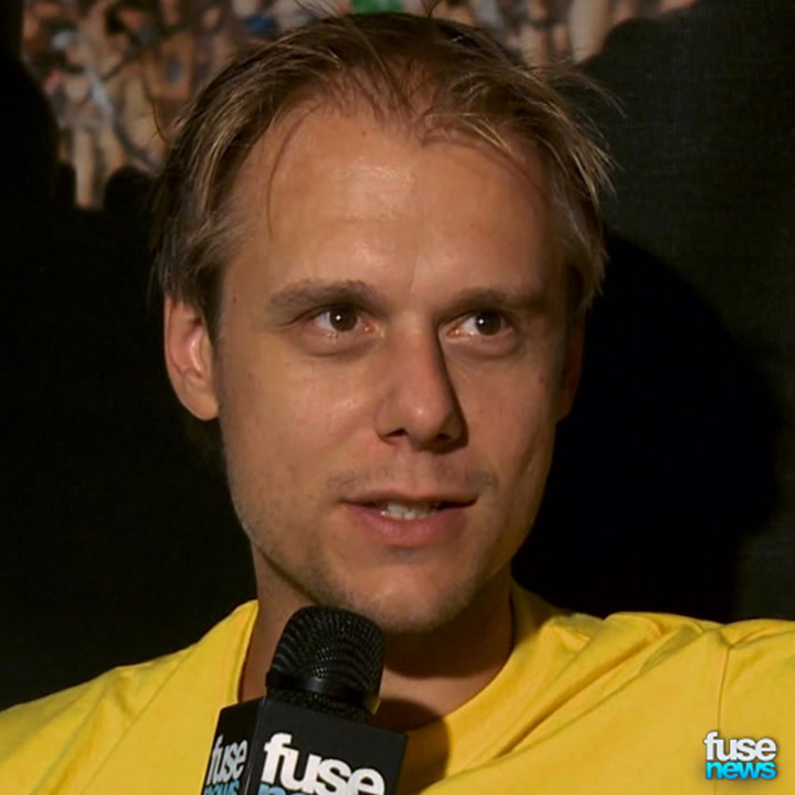 "Armin van Buuren Talks ""This is What it Feels Like"" Single & Electric Zoo Tragedy"