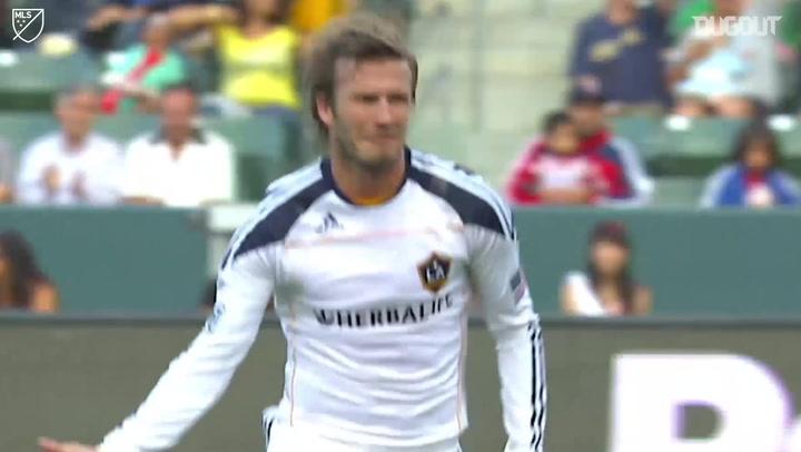 Dream Transfers: David Beckham
