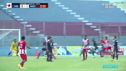Vida 0-1 Motagua (Liga Salvavida)
