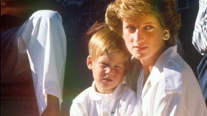 El homenaje del príncipe Harry a su madre Diana de Gales en la web de Archewell